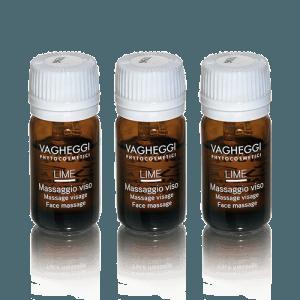 Vitamina C pentru Masaj Facial Lime Vagheggi