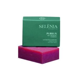 Săpun Ten Impurități PURILUX Selenia Italia