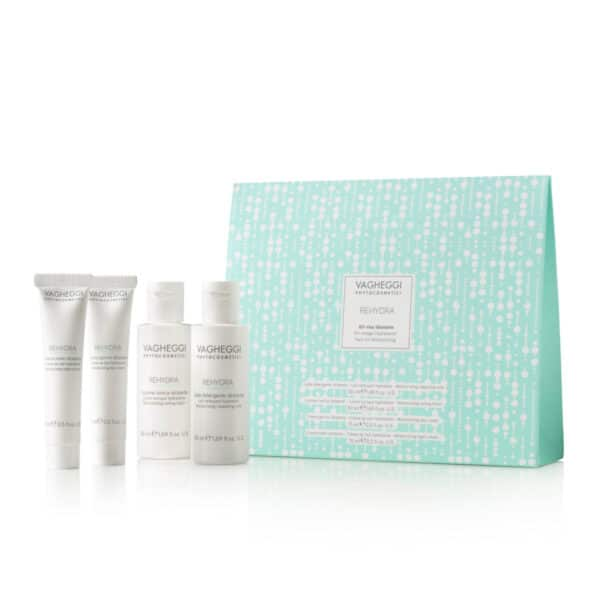 Kit cosmetic pentru hidratare rehydra vagheggi phytocosmetici